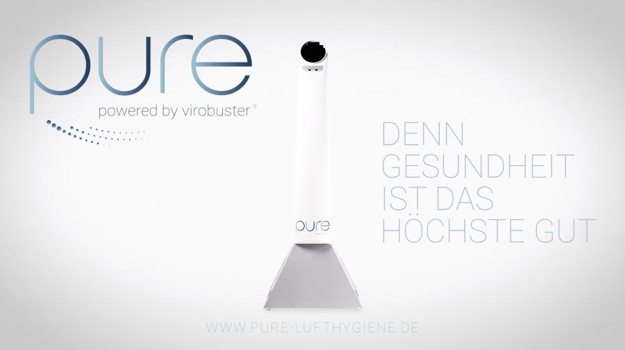 Video PureAir_Virobuster_Supermarket_Promo_DE_v1  Copy
