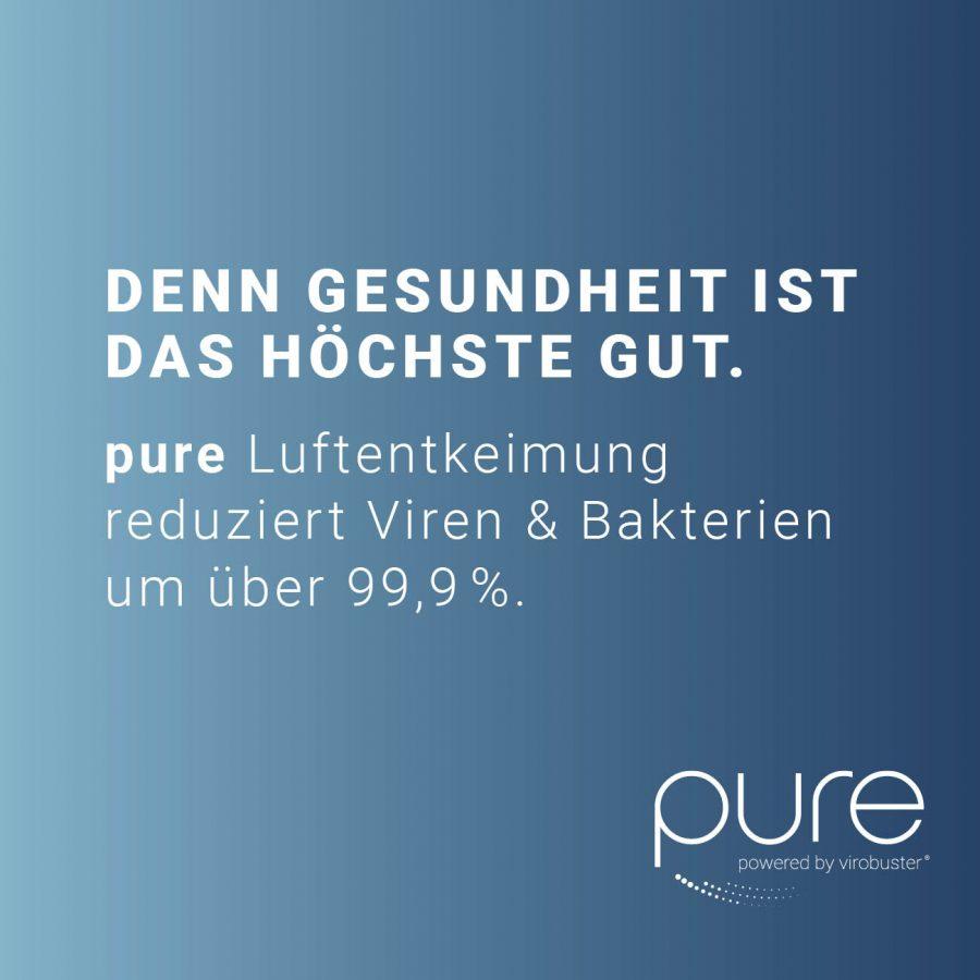 Social media Pure1